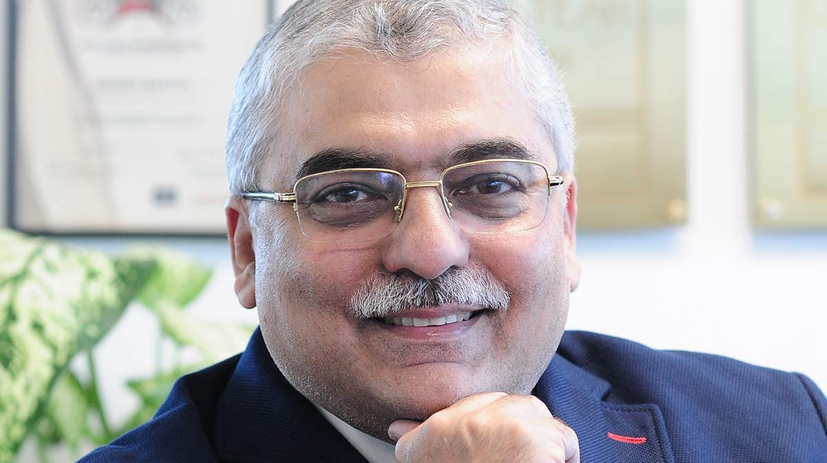 Dentsu Asia-Pacific CEO Ashish Bhasin on Life During Coronavirus: 'We are Better Connected Than Ever Before'