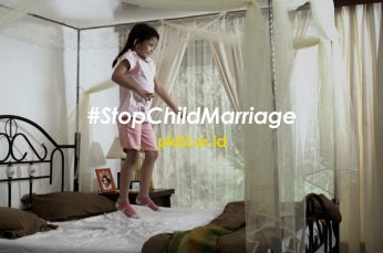 Disturbing Campaign Looks to Prevent Child Marriage in Indonesia