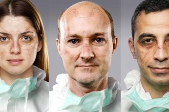 Superhero Masks Leave Their Mark in Clever 'Thank You, Doctors!' Tribute from McCann