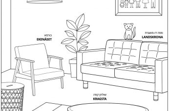 Ikea Turns Catalog Into a Workbook to Keep the Kids (And Maybe Even You) Entertained