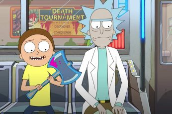 Rick and Morty Once Again Trapped in an Ad They Refuse to Make – This time For Wendy's