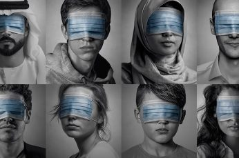 Campaign Highlights Environmental Concerns With Disposable Masks During Pandemic