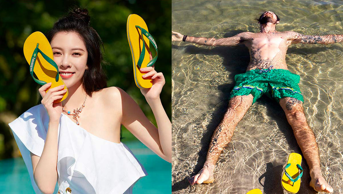 Havaianas Launches 'Lets Summer!' Campaign in China via MediaMonks
