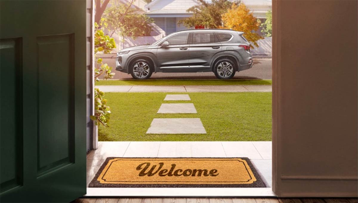Hyundai Welcomes Aussies to Leave Their Routes Around the House