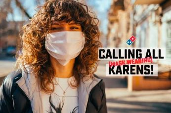 Domino's Wants to Take the Name 'Karen' Back and Celebrate the Great Karens of the World