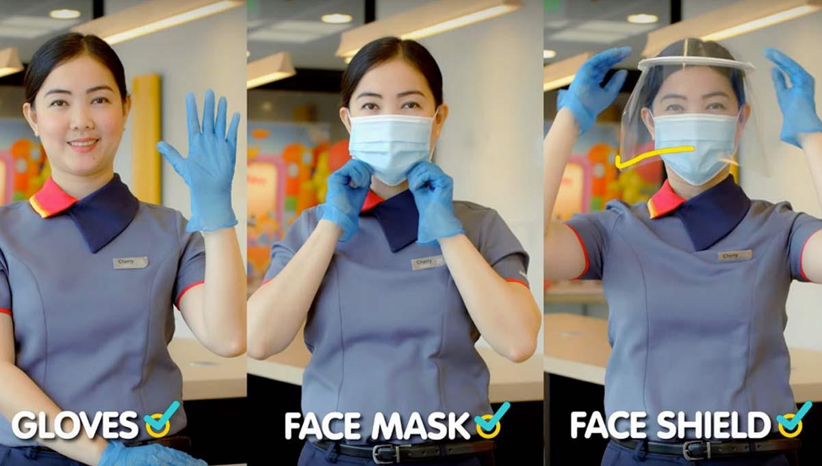 Jollibee Launches 'Beeda Ang Safety at Saya' Highlighting COVID-19 Safety