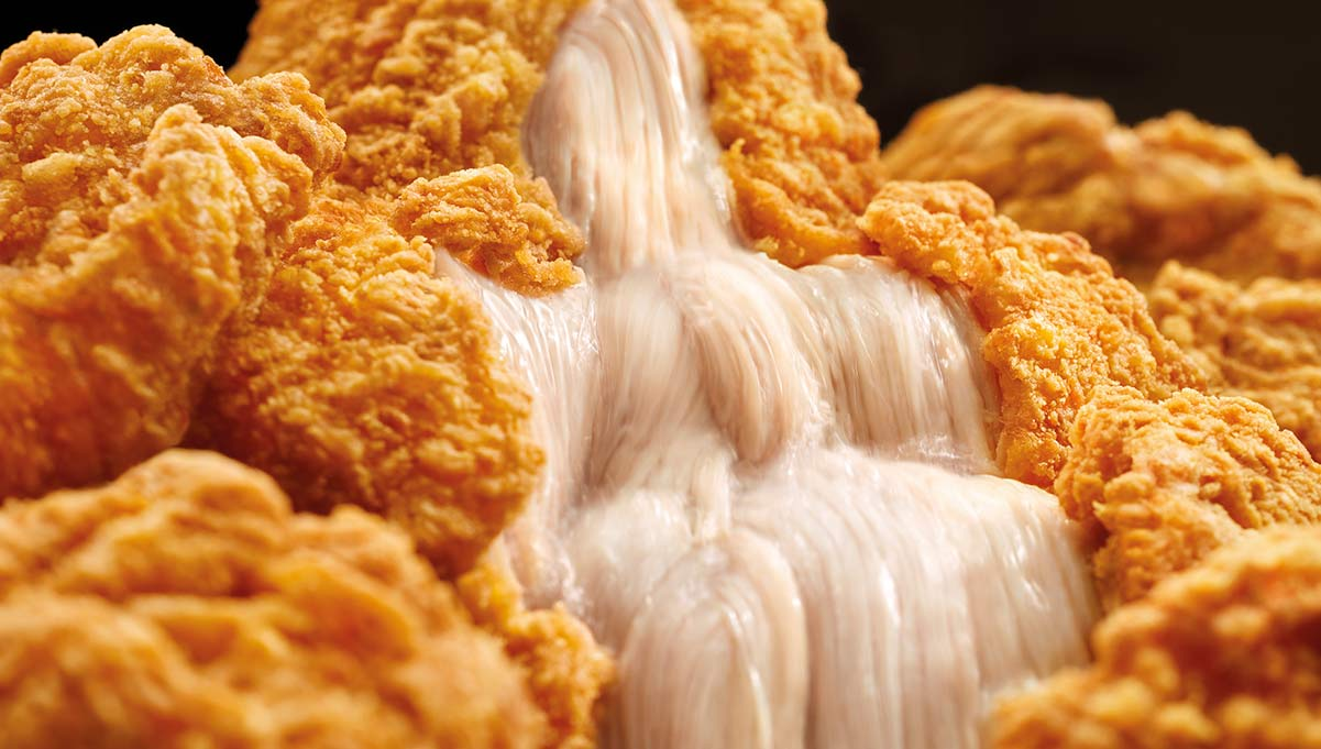 McDonald's Hong Kong Celebrates Their 'Juicy' Chicken in New Campaign