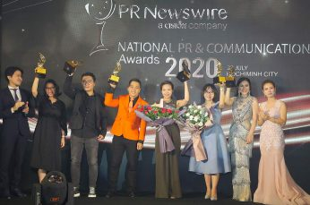 PR Newswire Vietnam PR & Communications Awards Winners Announced