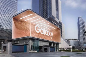 Samsung  Launches Teaser Campaign for August Galaxy Unpacked Event