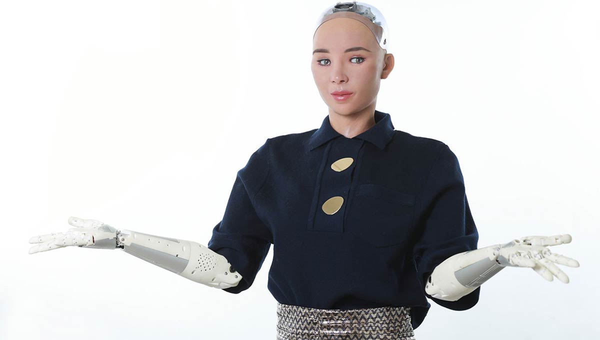 Influencer Insights: Sophia the Robot on Being an Influencer, Working With Brands, and More