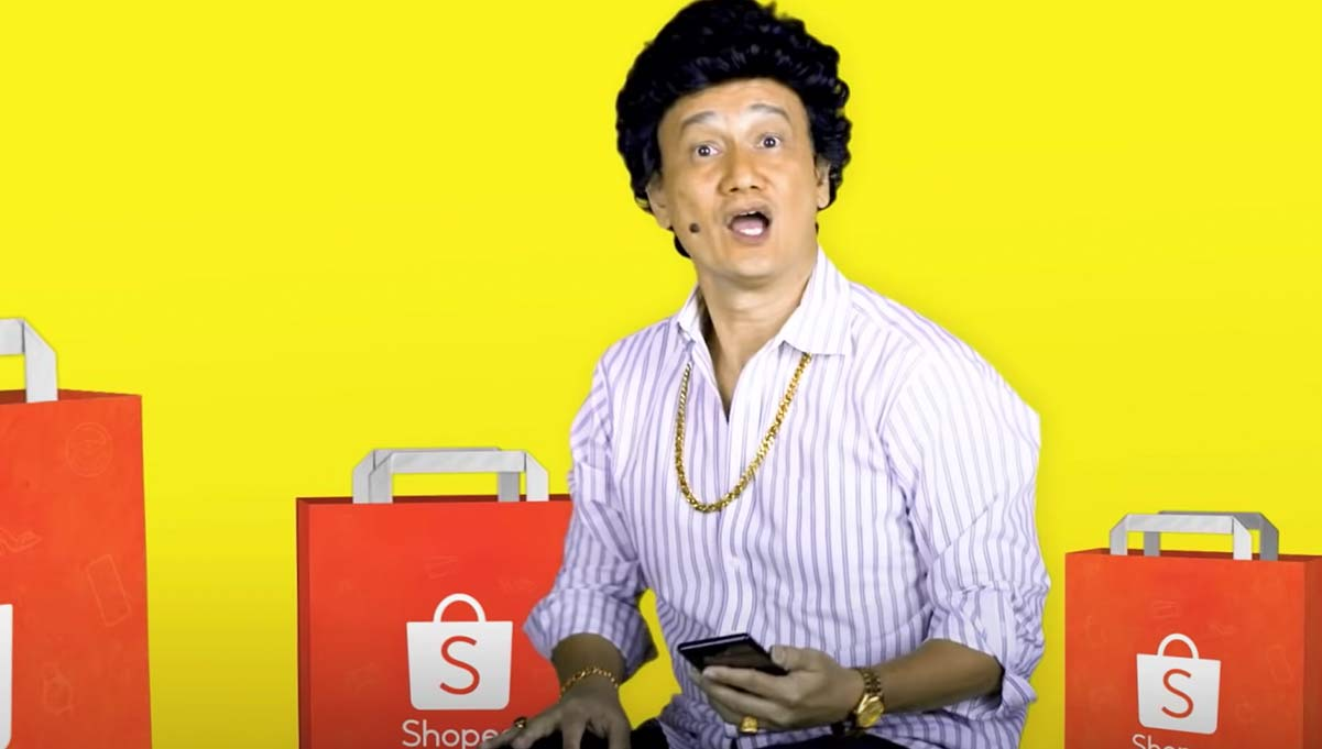 Shopee Signs Phua Chu Kang as Brand Ambassador in Singapore