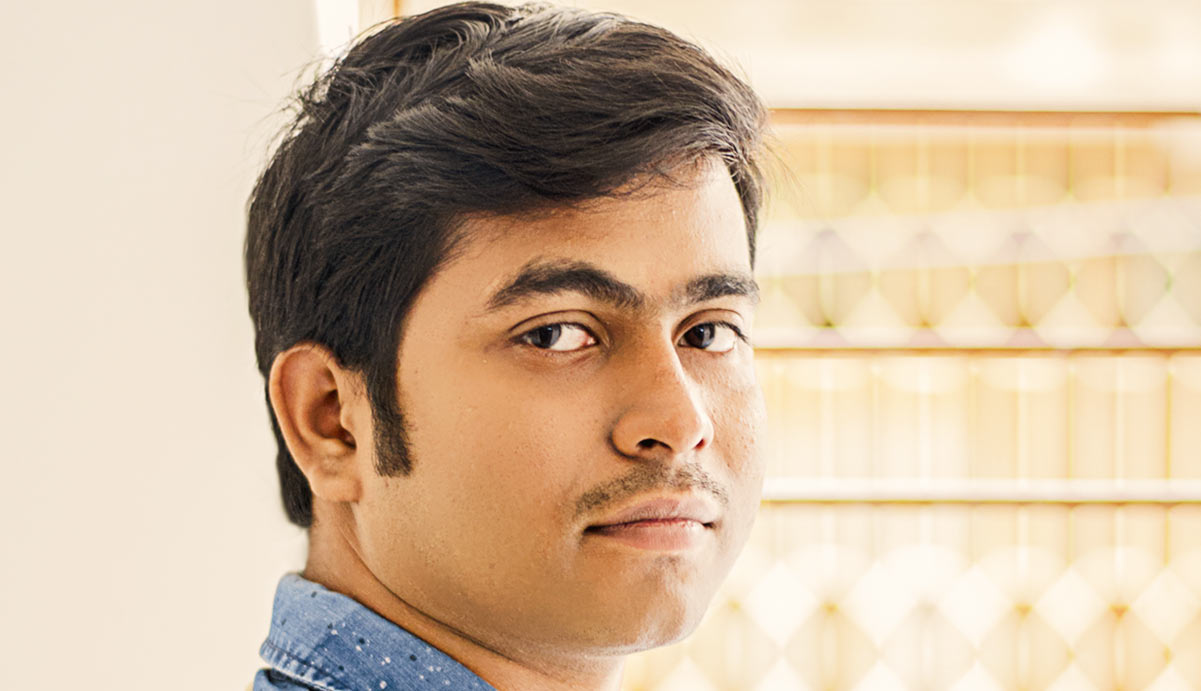 One Under 30: Young Creative Spotlight – Surajit Majhi
