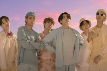 BTS Becomes First All-South Korean Act to Top Billboard's Hot 100