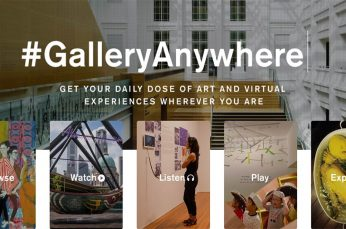 National Gallery Singapore Launches V#GalleryAnywhere