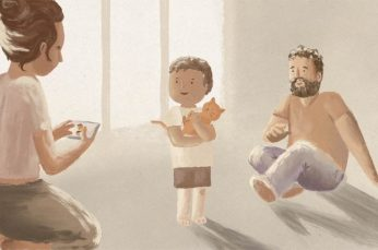 Finch's Kyra Bartley Creates Touching Animated Film for Save Our Sons
