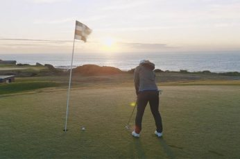 Golf Is Good for Your Mind Says 'Tee Your Mind' Mindfulness Campaign
