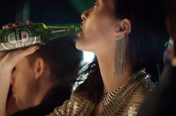 Heineken Pokes Fun at Gender Drinking Stereotypes