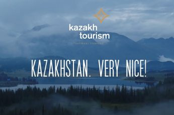 Kazakhstan Goes Full 'Borat' in New Tourism Campaign