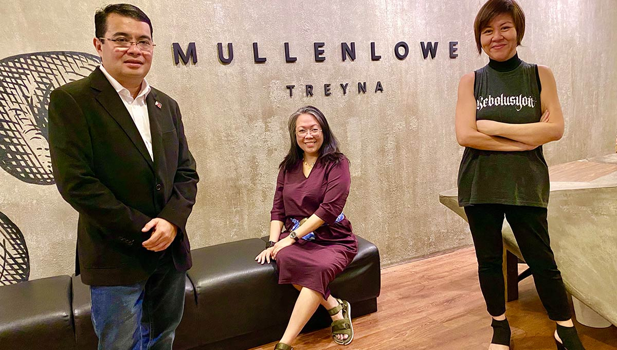 MullenLowe Philippines Rebrands as MullenLowe Treyna Following Local Shareholder Buyout