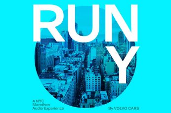 Volvo Launches NYC Marathon Audio Experience for Runners Everywhere