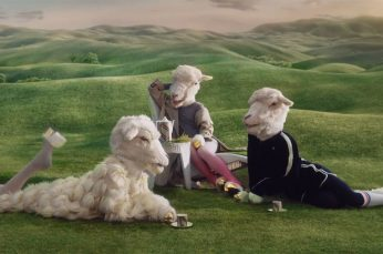 Woolmark Launches First Brand Campaign in China with Three Luxurious Sheep Sisters