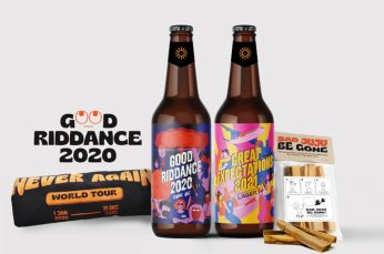 72andSunny Singapore Rolls Out a 'Good Riddance 2020' Collection