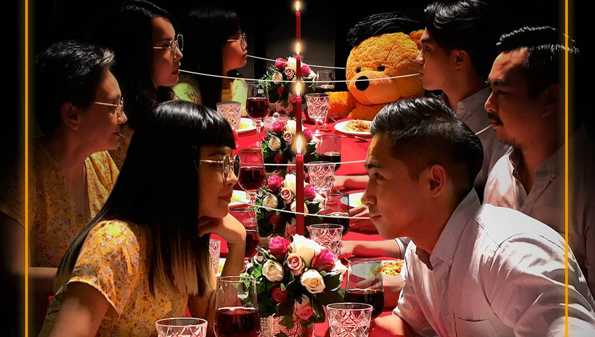 Jollibee Encourages Us to Share the Love in TikTok Rom-Com Challenge