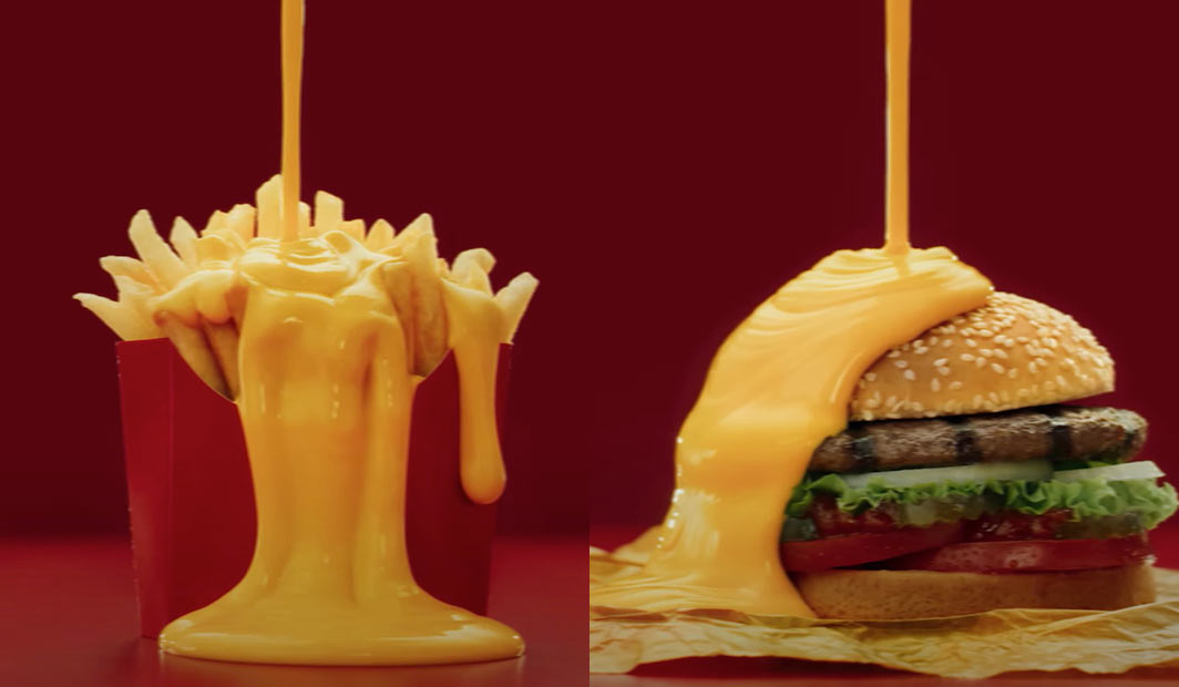 'KFCheese' Goes Well on Everything – Even McDonald's and Burger King Says New Campaign