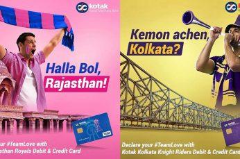 Kotak Mahindra Bank Brings the Stadium to Every Cricket Fan's Smartphone