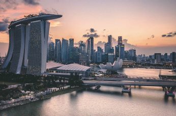 In Singapore, AMEX Research Shows Business Improvement, But Concerns Remain
