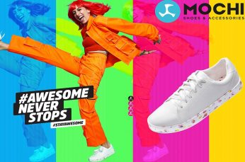 Mochi's 'Awesome Never Stops' Campaign Brings the Positivity