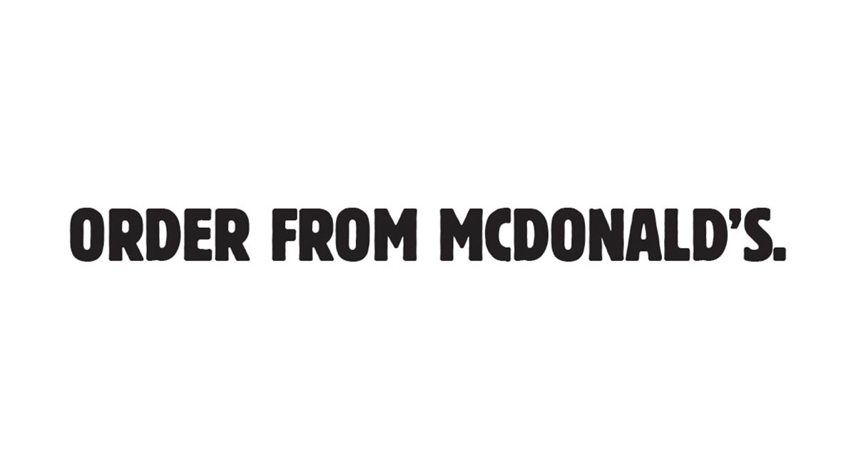 Burger King Encourages Ordering From McDonald's in Support of Restaurant Industry