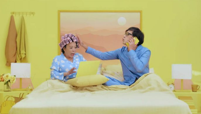 Singtel Urges Singaporeans to Be Vigilant Against Scams in Funny New Campaign
