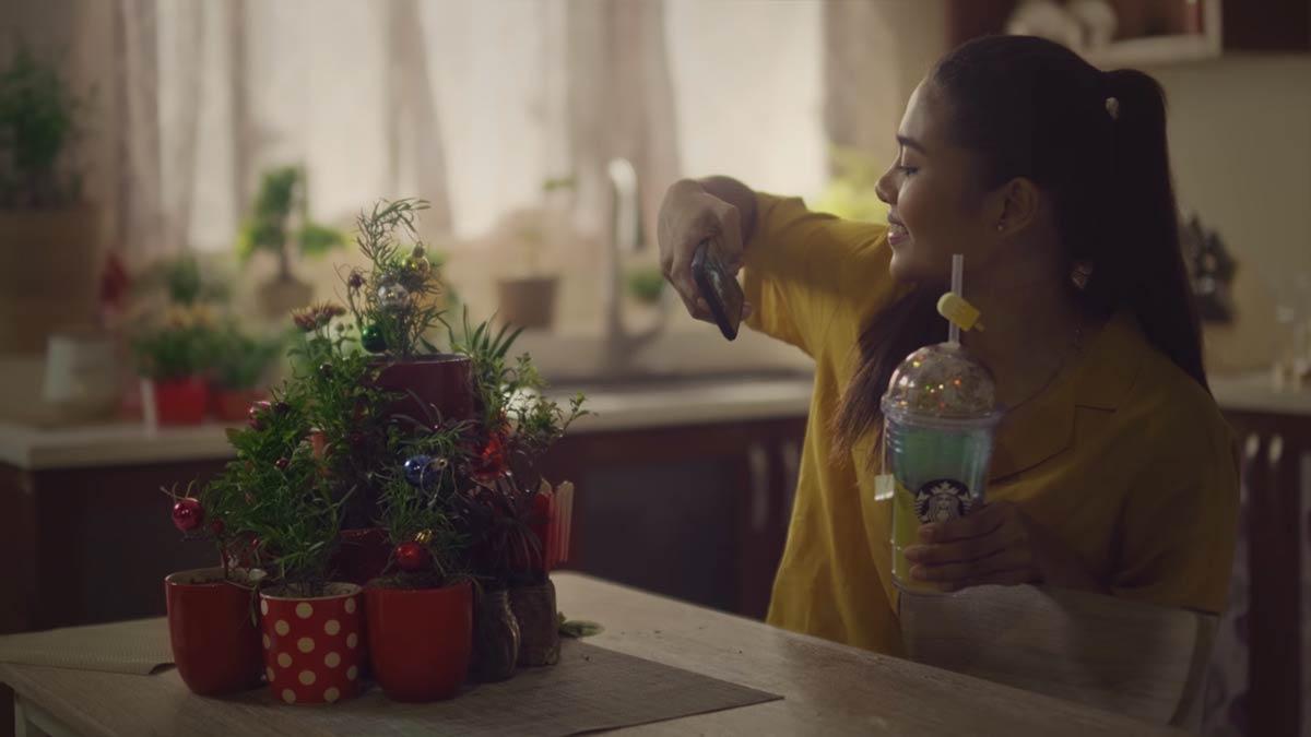 Starbucks Philippines Christmas Film Hopes to Bring the Joy Back