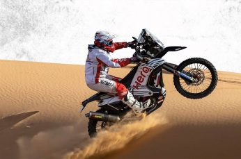 Hero Motosports Takes the Rally Life to The Couch