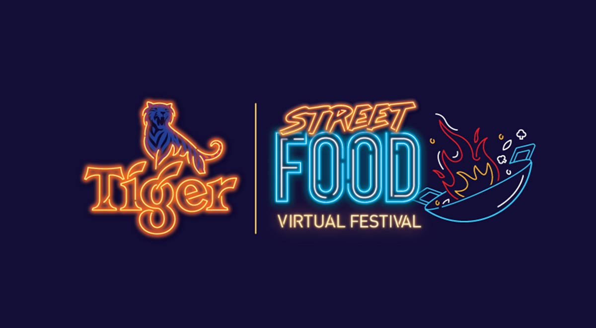Tiger Brings A Street Food Festival to Your Doorstep