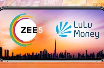 ZEE5 Global Announces a Partnership with Lulu Exchange