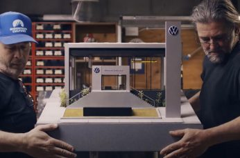 Volkswagen Invites Us to Pop into the 'World's Smallest Dealership'