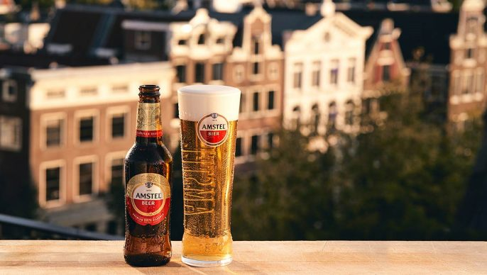 Amstel Expands to China to Celebrate 150-Year Anniversary