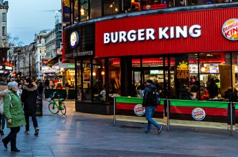 "Burger King in Hot Water for ""Women Belong in the Kitchen"" Campaign"