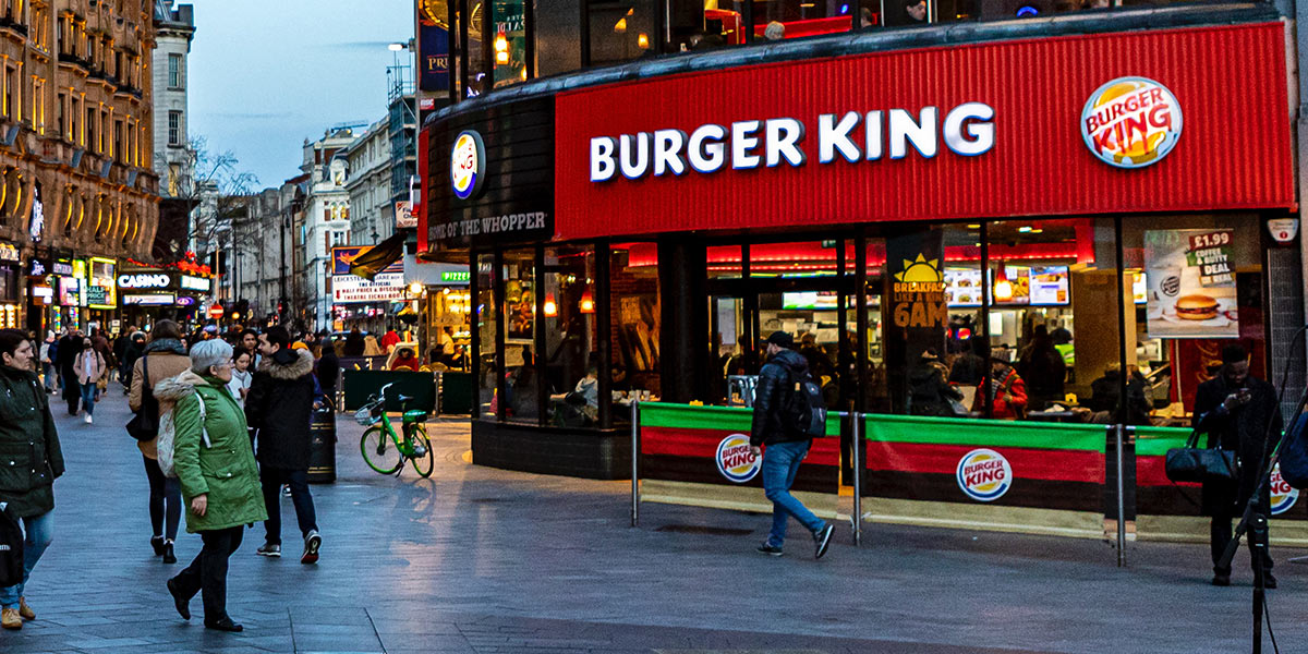 """Burger King in Hot Water for """"Women Belong in the Kitchen"""" Campaign"""