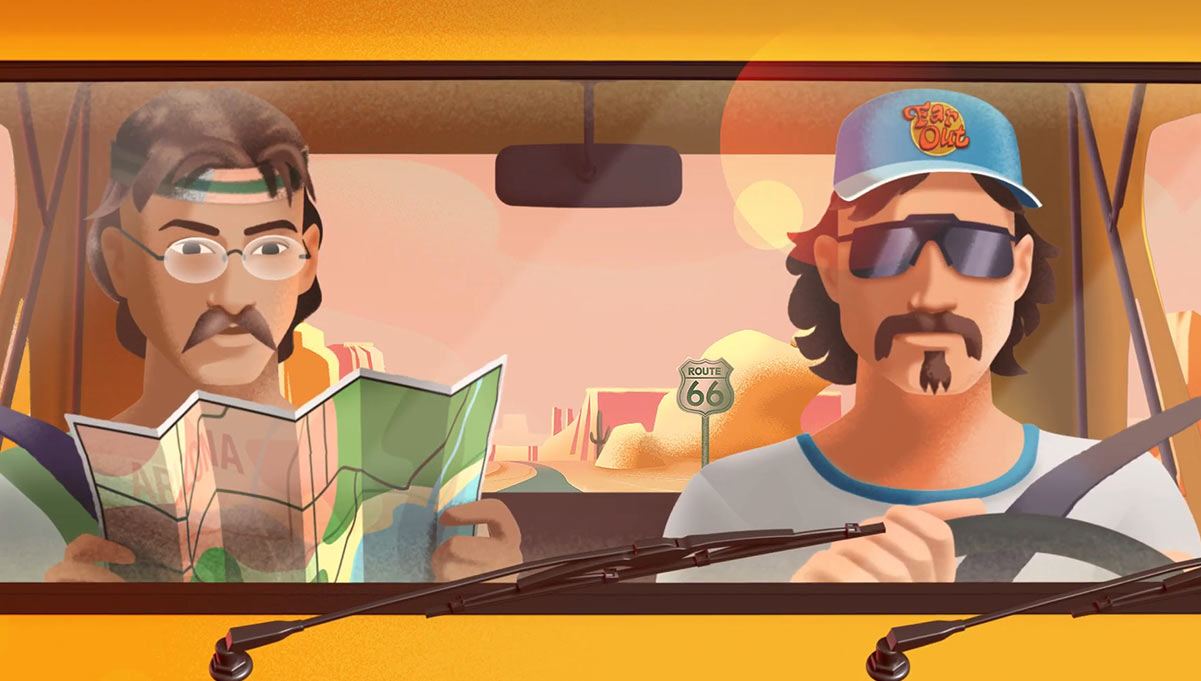 Citroën Cues a Sense of Adventure and Nostalgia in New Animation