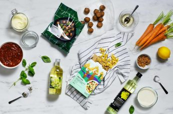 Branding Sustainability: Ikea's Pledge to Make 50% of its Food Plant-Based
