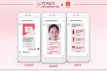 Pond's and Shopee Team Up to Deliver Virtual Beauty Concierge