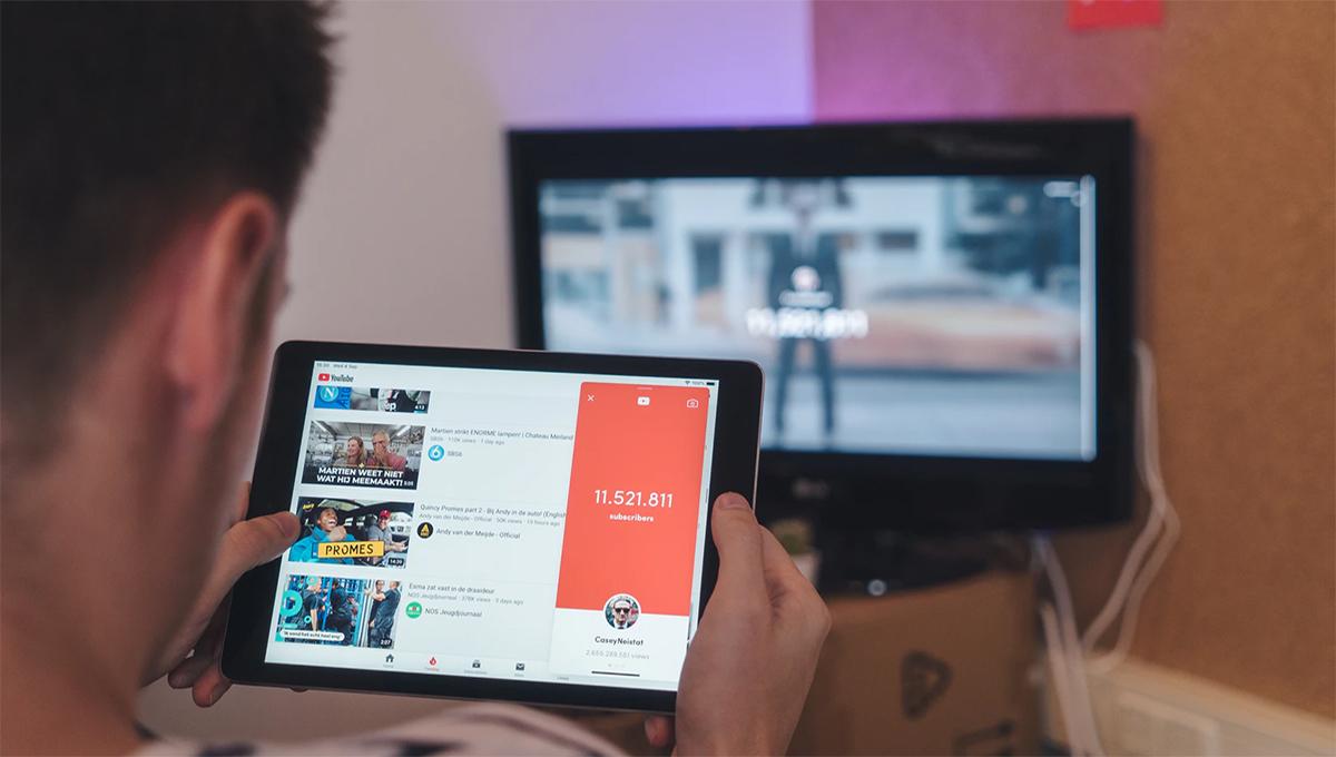 In Q3, Sponsored Videos on Youtube Skyrocket by 40%