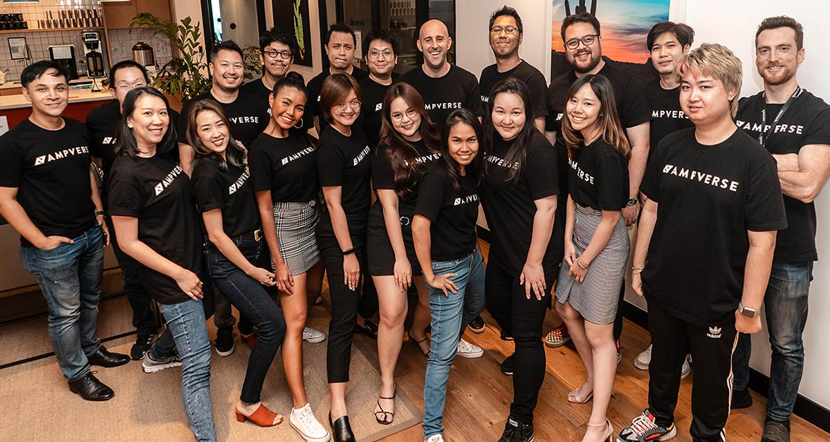 Ampverse Announces String of New Hires