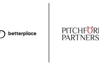 Pitchfork Partners Named Strategic Communication Consultant for Betterplace