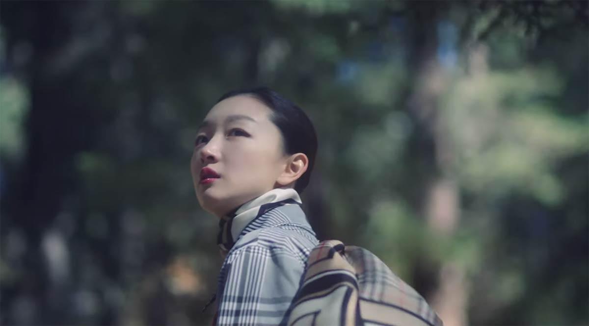 Burberry's Chinese New Year Film Celebrates Rebirth in Grand Fashion
