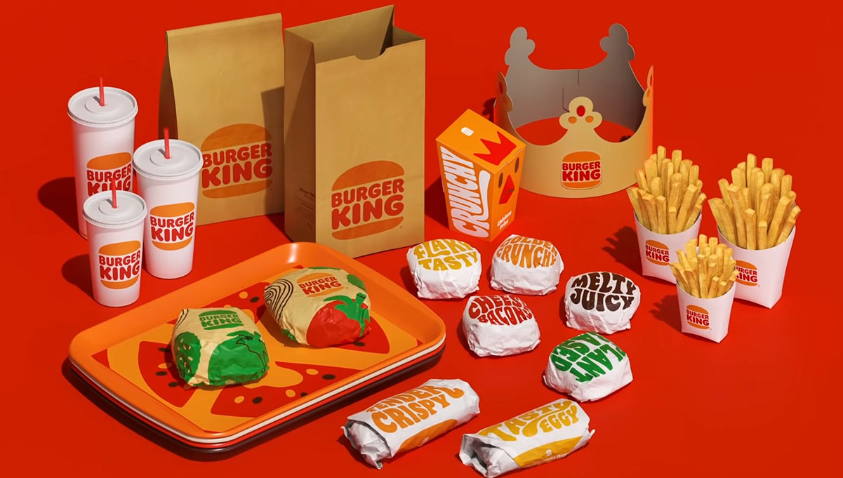 Burger King Most Awarded Brand of 2020