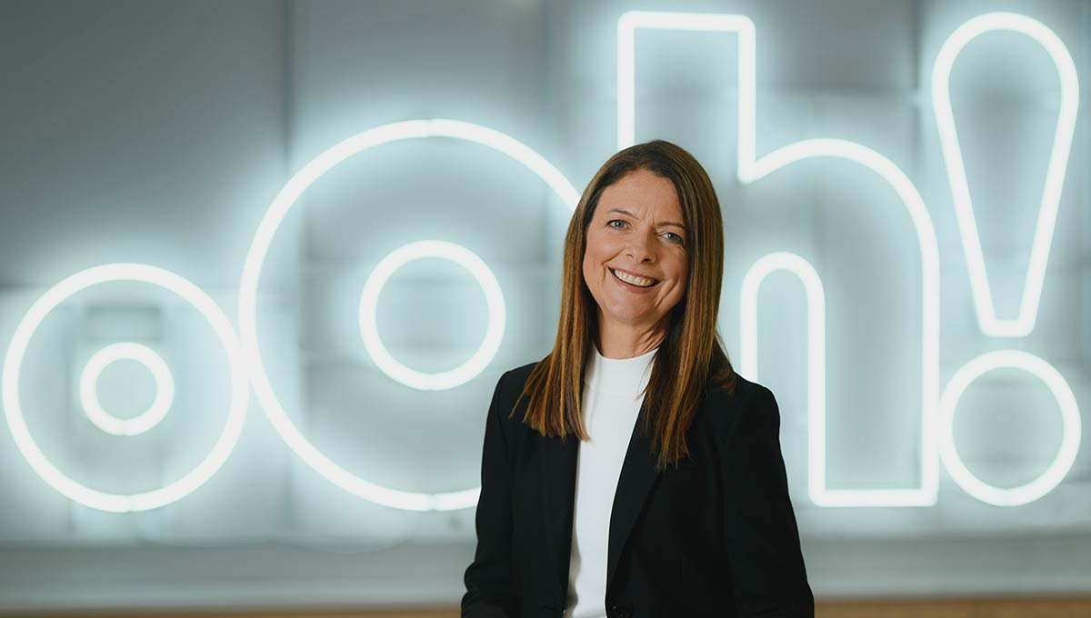 Cathy O'Connor Takes Over as CEO at oOh!media